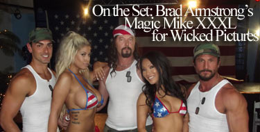On Set: Wicked's 'Magic Mike XXL'